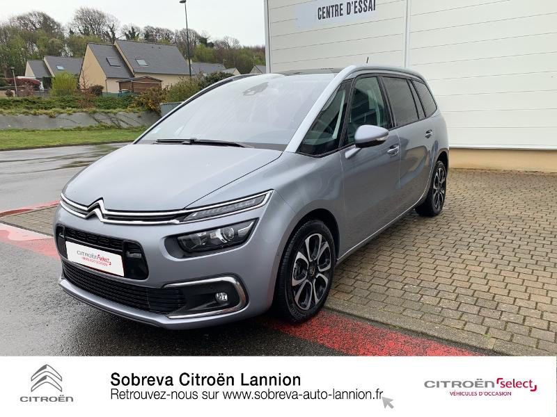 Photo 19 de l'offre de CITROEN Grand C4 SpaceTourer BlueHDi 130ch S&S Shine Pack EAT8 E6.d à 29900€ chez Sobreva - Citroën Lannion