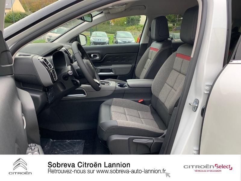 Photo 9 de l'offre de CITROEN C5 Aircross BlueHDi 180ch S&S C-Series EAT8 à 31990€ chez Sobreva - Citroën Lannion
