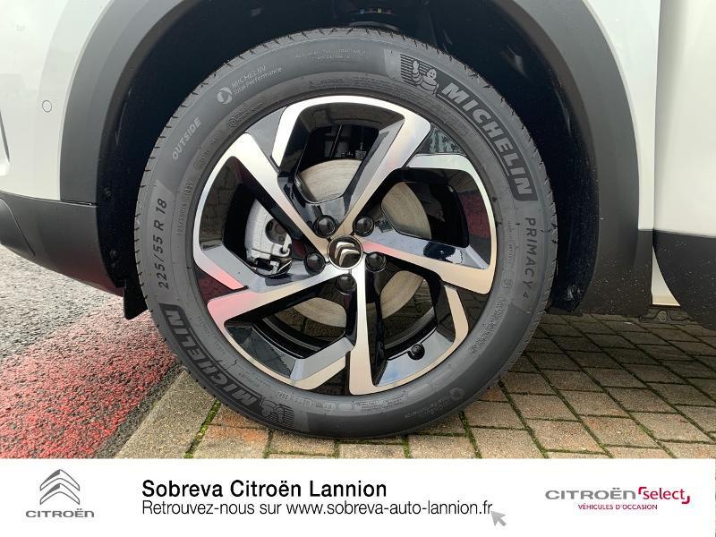 Photo 11 de l'offre de CITROEN C5 Aircross BlueHDi 180ch S&S C-Series EAT8 à 31990€ chez Sobreva - Citroën Lannion