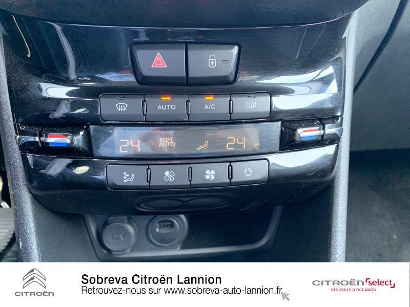 Photo 16 de l'offre de PEUGEOT 2008 1.2 PureTech 130ch E6.c Signature S&S à 15990€ chez Sobreva - Citroën Lannion