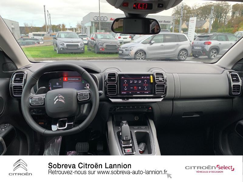 Photo 8 de l'offre de CITROEN C5 Aircross BlueHDi 180ch S&S C-Series EAT8 à 31990€ chez Sobreva - Citroën Lannion