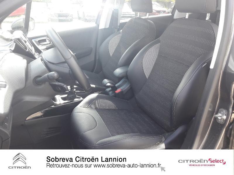 Photo 9 de l'offre de PEUGEOT 2008 1.2 PureTech 130ch E6.c Allure S&S à 16980€ chez Sobreva - Citroën Lannion