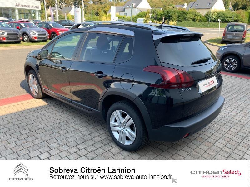 Photo 7 de l'offre de PEUGEOT 2008 1.2 PureTech 130ch E6.c Signature S&S à 15990€ chez Sobreva - Citroën Lannion