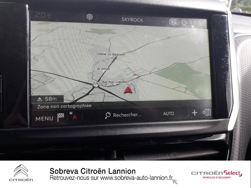Photo 13 de l'offre de PEUGEOT 2008 1.2 PureTech 130ch E6.c Allure S&S à 16980€ chez Sobreva - Citroën Lannion