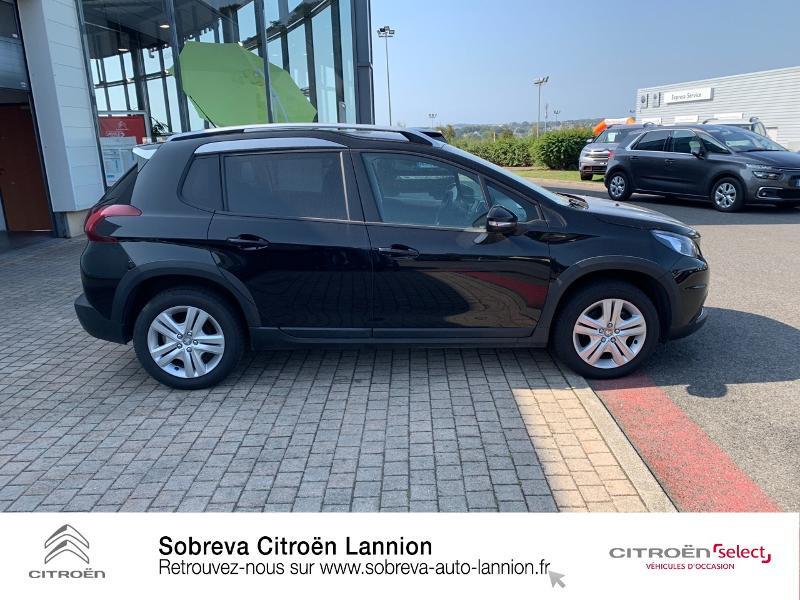 Photo 4 de l'offre de PEUGEOT 2008 1.2 PureTech 130ch E6.c Signature S&S à 15990€ chez Sobreva - Citroën Lannion