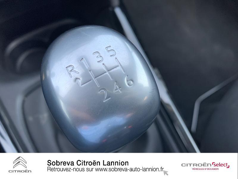 Photo 15 de l'offre de PEUGEOT 2008 1.2 PureTech 130ch E6.c Signature S&S à 15990€ chez Sobreva - Citroën Lannion