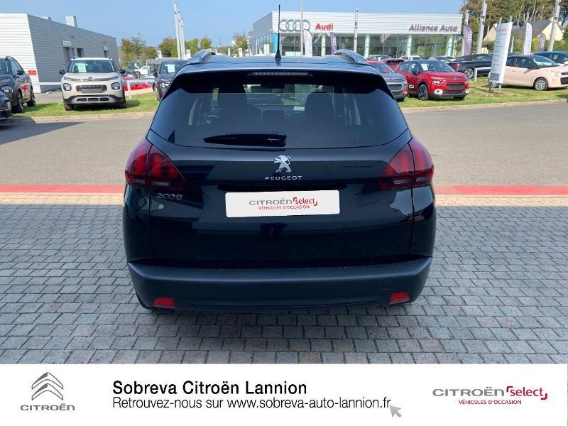 Photo 5 de l'offre de PEUGEOT 2008 1.2 PureTech 130ch E6.c Signature S&S à 15990€ chez Sobreva - Citroën Lannion