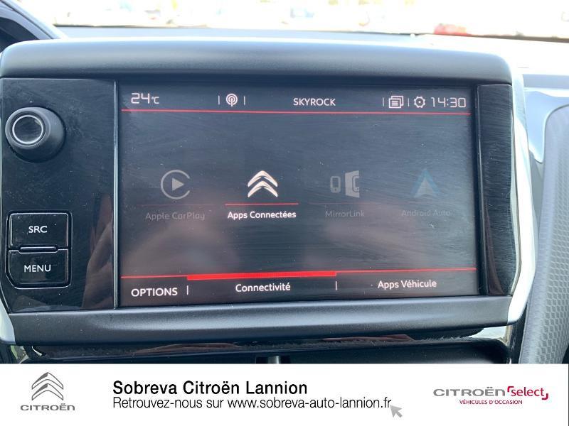 Photo 14 de l'offre de PEUGEOT 2008 1.2 PureTech 130ch E6.c Signature S&S à 15990€ chez Sobreva - Citroën Lannion