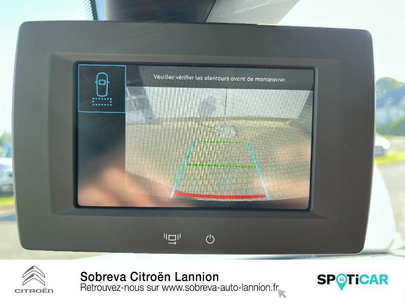 Photo 13 de l'offre de CITROEN Berlingo Van M 650kg BlueHDi 100 S&S Driver à 18490€ chez Sobreva - Citroën Lannion