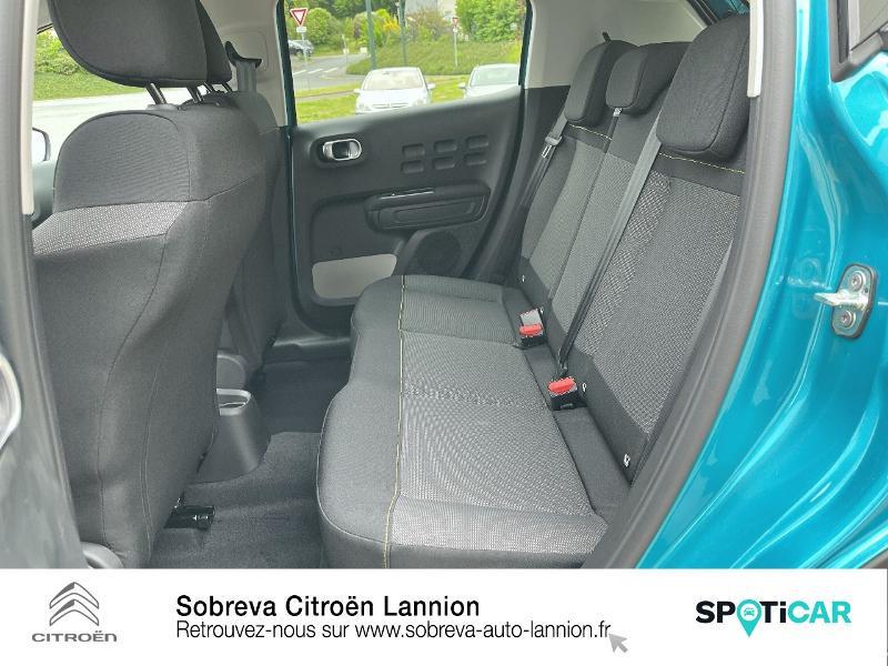 Photo 10 de l'offre de CITROEN C3 1.5 BlueHDi 100ch S&S Shine Pack E6.d à 19990€ chez Sobreva - Citroën Lannion