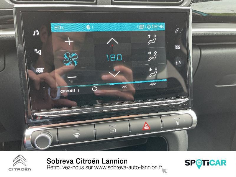 Photo 18 de l'offre de CITROEN C3 1.5 BlueHDi 100ch S&S Shine Pack E6.d à 19990€ chez Sobreva - Citroën Lannion