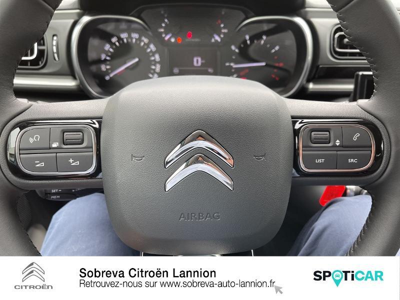 Photo 16 de l'offre de CITROEN C3 1.5 BlueHDi 100ch S&S Shine Pack E6.d à 19990€ chez Sobreva - Citroën Lannion