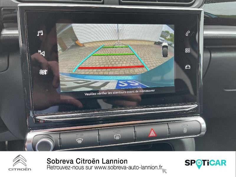 Photo 13 de l'offre de CITROEN C3 1.5 BlueHDi 100ch S&S Shine Pack E6.d à 19990€ chez Sobreva - Citroën Lannion