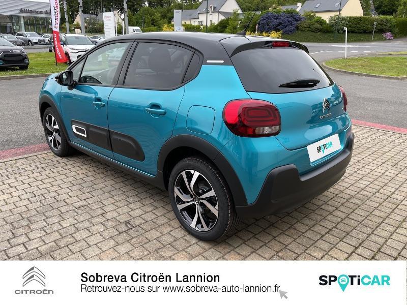 Photo 7 de l'offre de CITROEN C3 1.5 BlueHDi 100ch S&S Shine Pack E6.d à 19990€ chez Sobreva - Citroën Lannion