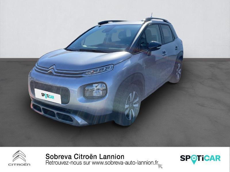 Citroen C3 Aircross BlueHDi 120ch S&S Shine EAT6 Diesel GRIS ARTENSE Occasion à vendre