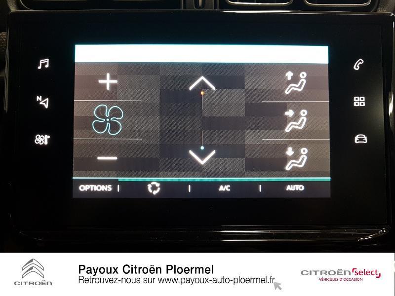 Photo 13 de l'offre de CITROEN C3 PureTech 82ch Shine S&S E6.d à 14490€ chez Garage Payoux - Citroën Ploermel
