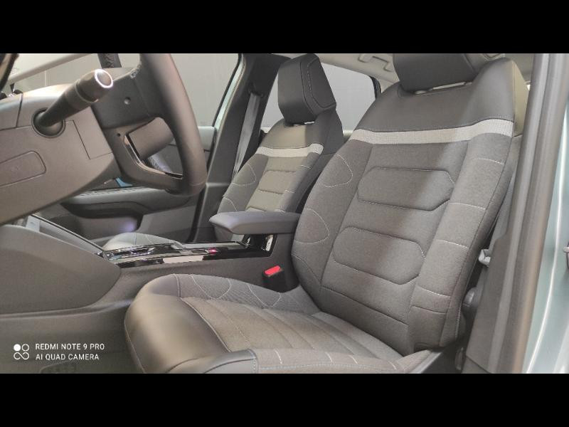 Photo 7 de l'offre de CITROEN C4 Moteur électrique 136ch (100 kW) Feel Pack Automatique à 36990€ chez Garage Payoux - Citroën Ploermel