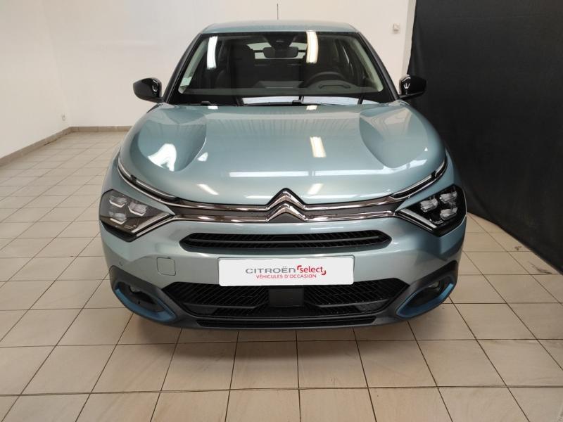 Photo 2 de l'offre de CITROEN C4 Moteur électrique 136ch (100 kW) Feel Pack Automatique à 36990€ chez Garage Payoux - Citroën Ploermel