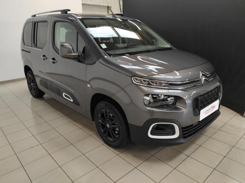 Photo 3 de l'offre de CITROEN Berlingo M BlueHDi 100ch S&S Feel Pack à 24990€ chez Garage Payoux - Citroën Ploermel