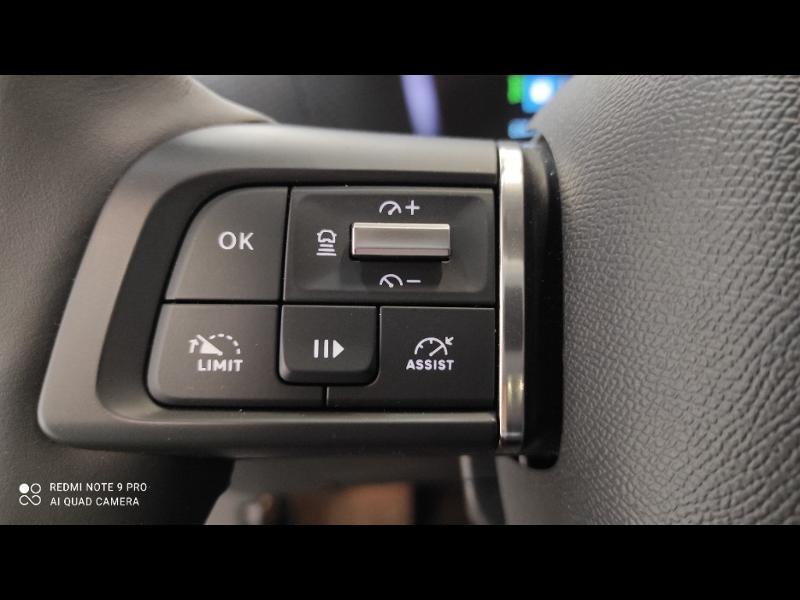 Photo 17 de l'offre de CITROEN C4 Moteur électrique 136ch (100 kW) Feel Pack Automatique à 36990€ chez Garage Payoux - Citroën Ploermel