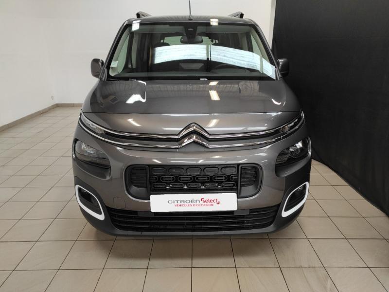 Photo 2 de l'offre de CITROEN Berlingo M BlueHDi 100ch S&S Feel Pack à 24990€ chez Garage Payoux - Citroën Ploermel