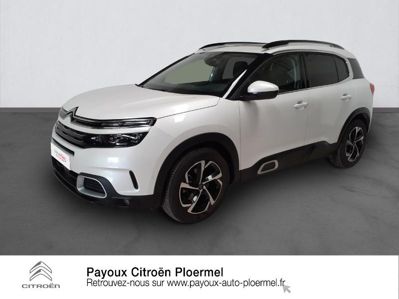 Citroen C5 Aircross BlueHDi 180ch S&S Business + EAT8 Diesel KWE BLANC NACRE Occasion à vendre