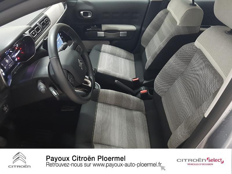 Photo 9 de l'offre de CITROEN C3 PureTech 82ch Shine S&S E6.d à 14490€ chez Garage Payoux - Citroën Ploermel