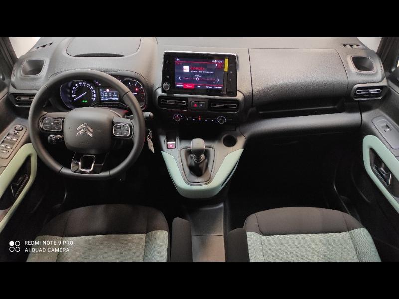 Photo 19 de l'offre de CITROEN Berlingo M BlueHDi 100ch S&S Feel Pack à 24990€ chez Garage Payoux - Citroën Ploermel