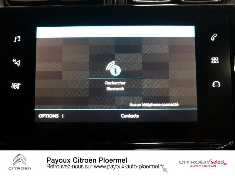 Photo 14 de l'offre de CITROEN C3 PureTech 82ch Shine S&S E6.d à 14490€ chez Garage Payoux - Citroën Ploermel