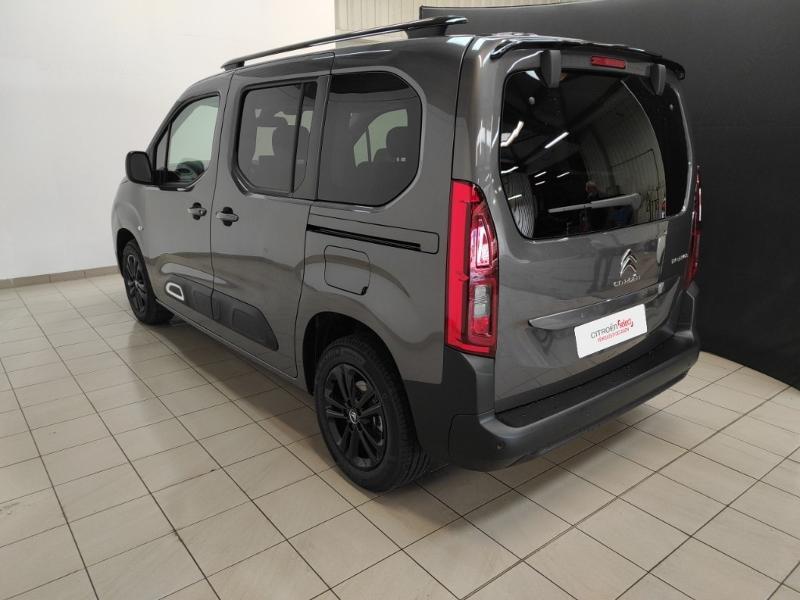 Photo 7 de l'offre de CITROEN Berlingo M BlueHDi 100ch S&S Feel Pack à 24990€ chez Garage Payoux - Citroën Ploermel
