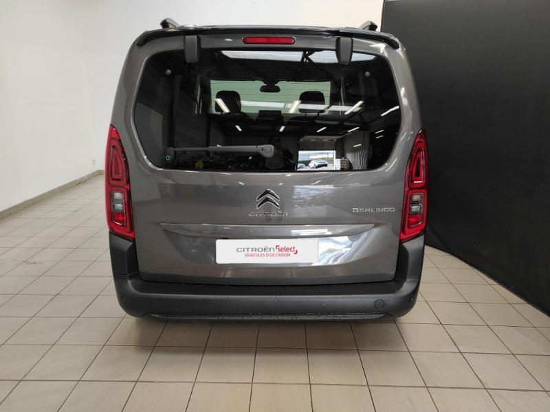 Photo 5 de l'offre de CITROEN Berlingo M BlueHDi 100ch S&S Feel Pack à 24990€ chez Garage Payoux - Citroën Ploermel