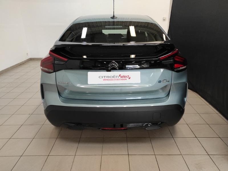 Photo 5 de l'offre de CITROEN C4 Moteur électrique 136ch (100 kW) Feel Pack Automatique à 36990€ chez Garage Payoux - Citroën Ploermel