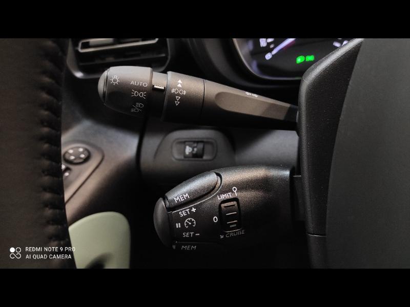 Photo 14 de l'offre de CITROEN Berlingo M BlueHDi 100ch S&S Feel Pack à 24990€ chez Garage Payoux - Citroën Ploermel