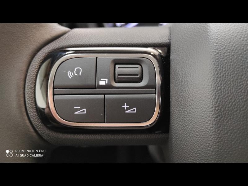 Photo 17 de l'offre de CITROEN Berlingo M BlueHDi 100ch S&S Feel Pack à 24990€ chez Garage Payoux - Citroën Ploermel