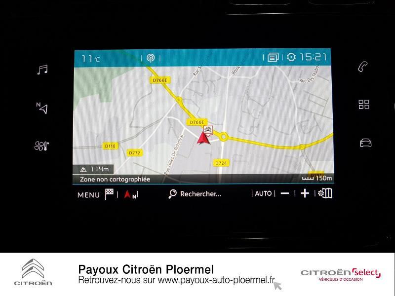 Photo 12 de l'offre de CITROEN C3 PureTech 82ch Shine S&S E6.d à 14490€ chez Garage Payoux - Citroën Ploermel