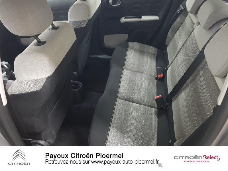 Photo 10 de l'offre de CITROEN C3 PureTech 82ch Shine S&S E6.d à 14490€ chez Garage Payoux - Citroën Ploermel