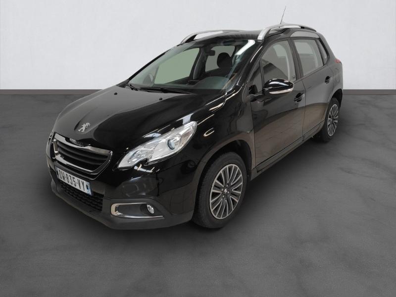 Peugeot 2008 HDI 100 ACTIVE Diesel NOIR Occasion à vendre