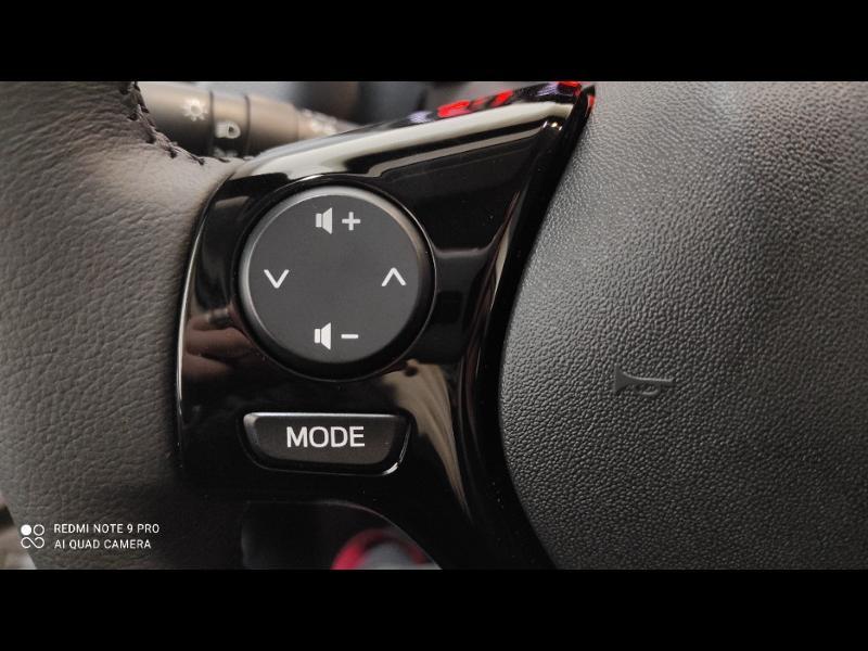 Photo 16 de l'offre de PEUGEOT 108 VTi 72 Top! Style S&S 4cv 5p à 12880€ chez Garage Payoux - Citroën Ploermel