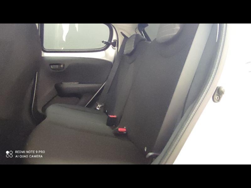 Photo 9 de l'offre de PEUGEOT 108 VTi 72 Top! Style S&S 4cv 5p à 12880€ chez Garage Payoux - Citroën Ploermel