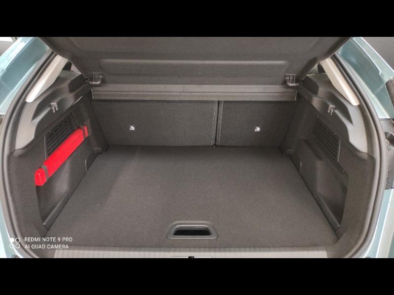 Photo 9 de l'offre de CITROEN C4 Moteur électrique 136ch (100 kW) Feel Pack Automatique à 36990€ chez Garage Payoux - Citroën Ploermel