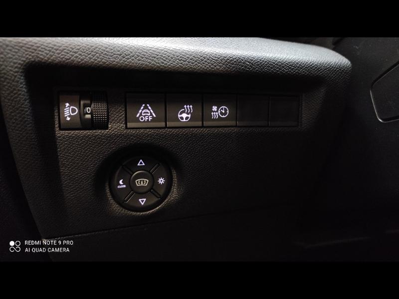 Photo 22 de l'offre de CITROEN C4 Moteur électrique 136ch (100 kW) Feel Pack Automatique à 36990€ chez Garage Payoux - Citroën Ploermel