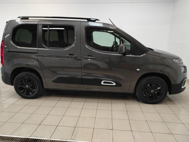 Photo 4 de l'offre de CITROEN Berlingo M BlueHDi 100ch S&S Feel Pack à 24990€ chez Garage Payoux - Citroën Ploermel