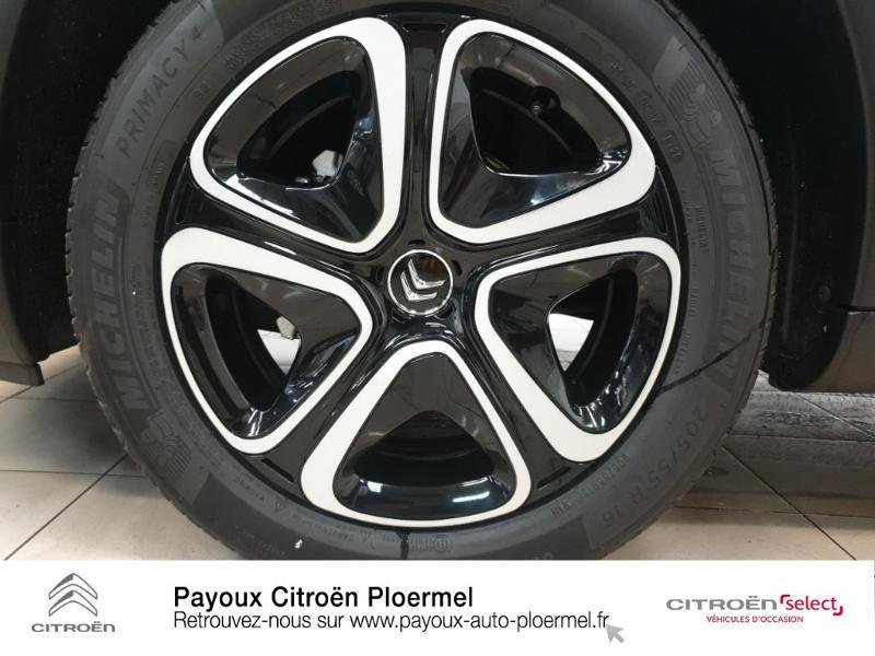 Photo 9 de l'offre de CITROEN C4 Cactus BlueHDi 100ch S&S Feel E6.d à 17980€ chez Garage Payoux - Citroën Ploermel