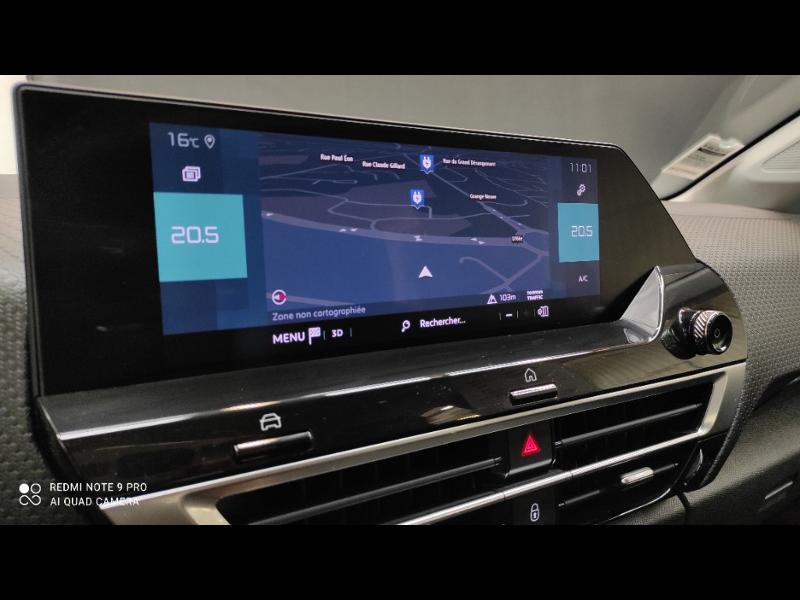 Photo 12 de l'offre de CITROEN C4 Moteur électrique 136ch (100 kW) Feel Pack Automatique à 36990€ chez Garage Payoux - Citroën Ploermel