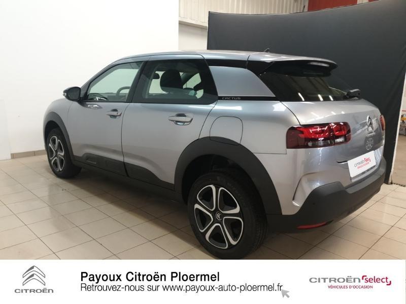 Photo 7 de l'offre de CITROEN C4 Cactus BlueHDi 100ch S&S Feel E6.d à 17980€ chez Garage Payoux - Citroën Ploermel