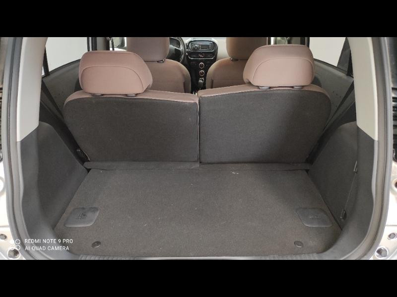 Photo 11 de l'offre de CITROEN C-Zero Confort à 12900€ chez Garage Payoux - Citroën Ploermel