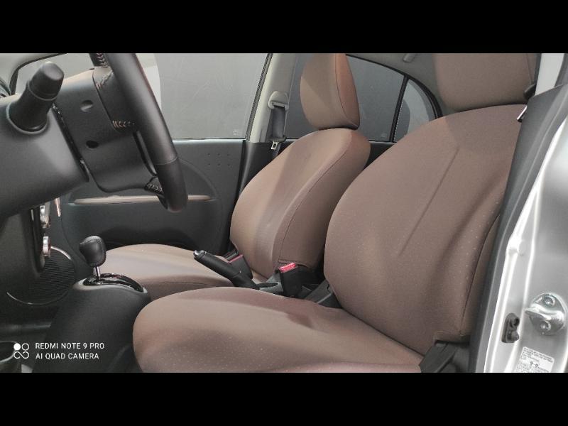 Photo 8 de l'offre de CITROEN C-Zero Confort à 12900€ chez Garage Payoux - Citroën Ploermel