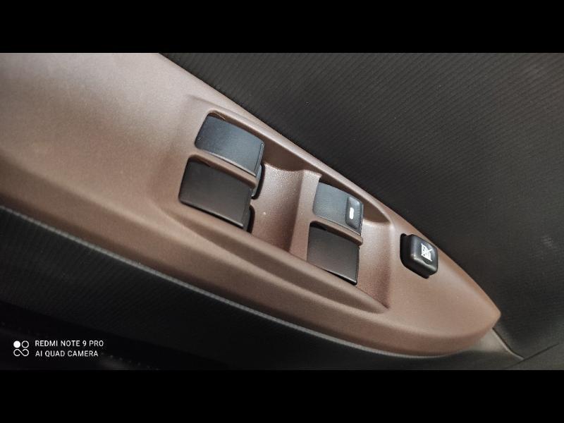 Photo 21 de l'offre de CITROEN C-Zero Confort à 12900€ chez Garage Payoux - Citroën Ploermel