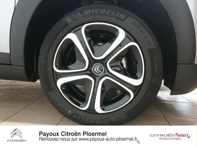 Photo 21 de l'offre de CITROEN C4 Cactus BlueHDi 100ch S&S Feel E6.d à 17980€ chez Garage Payoux - Citroën Ploermel