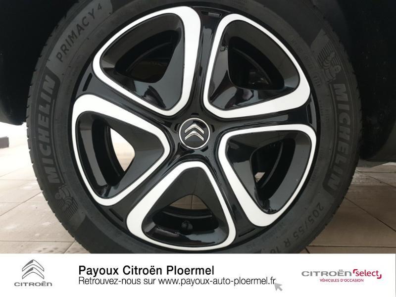 Photo 22 de l'offre de CITROEN C4 Cactus BlueHDi 100ch S&S Feel E6.d à 17980€ chez Garage Payoux - Citroën Ploermel